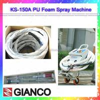 2015 Roof Insulation PU Spray Foam Machine