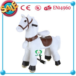 HI CE cheap price ridding horse toy toy horse for kid