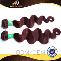 New Arrival unprocessed brazilian virgin hair