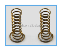 Stamping battery spring connector for toys or telecontroller, batery spiral spring