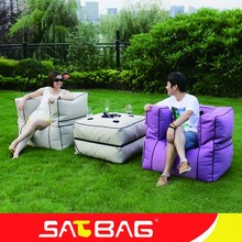 outdoor unique soft bean bag chair