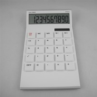 8 digit elegant calculator with desk design good for business