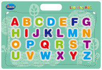 Early Learning for Baby Growth Educational Alphabet learning chart for kids