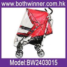 pushchair raincover ,H0T822 baby rain cover umbrella for stroller , disposable yellow rain cover