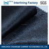 popular widely used polyester compression garment nonwoven interfacing fabric(3030)