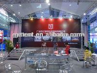 2013 Canton Fair aluminum stage lighting truss,heavy duty stage truss
