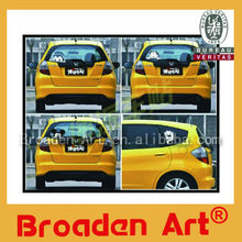 car body sticker picture self-adhesive vinyl printing