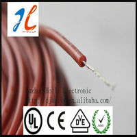 welding cable double single insulated cable 2.31mm max diameter China silicone wire wholesale