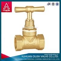 TMOK alco check stop valve