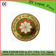 New design quality metal Custom Challenge Coin Company