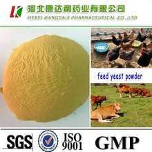 55% feed yeast powder for poultry protein