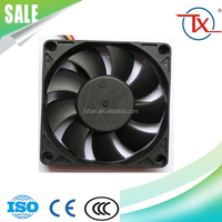 dc axial fan of factory 80mm