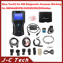 New Tech2 For GM Diagnostic Scanner Working For GM/SAAB/For OPEL/SUZUKI/For ISUZU/Holden