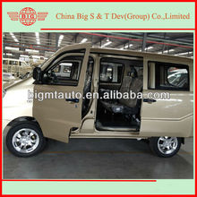 luxury gasoline passenger van of 8 seats