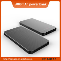 6000/8000mAh Portable External Battery Charger Power Bank for Cell Phone