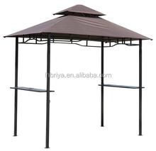 Steel Grill Gazebo Wall Gazebo BBQ Gazebo Tent Pergola
