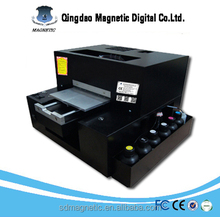 A4 digital flatbed UV printer for sale