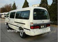 New style 14 Seats Chinese Mini bus