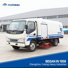 Newly type Truck Mounted Road Sweeping Machine