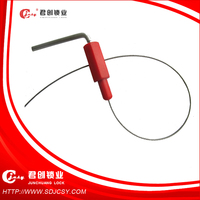 t Cable Seal for Valves and container door