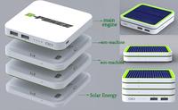 high capacity G power bank 50000 mah solar power bank