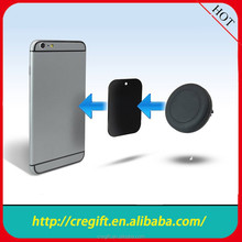 2015Hot selling OEM special design, magnetic air vent mount cell phone car mount for iPhone5/6/6p,samsung note2/3