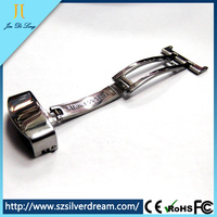 China Cheap Price Watches stainless steel claps 16,18,20,22mm in stock