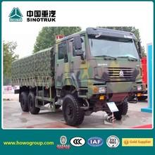 SINOTRUK HOWO 6x6 howo cargo truck direct factory