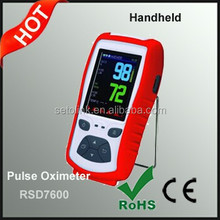 Heart Rate Pulse Oximeter with CE Approved