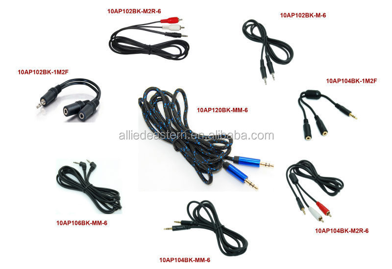 Car Audio Cable Power Cable Rca Cable Speaker Wire - Buy Car Audio ...