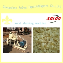 Used wood working machine/making shavings for horse