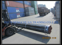 steel pipe manufacturing company in china total indicator reading less than 0.6mm