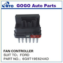 High quality Brand New Blower Motor Resistor 6G9T19E624AD / F011500028 / 1433503 for Ford