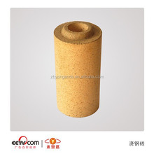 refractory fire resistant sleeve brick