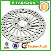 Factory direct selling high performance CNC brake rotor suit for harley davidson