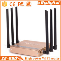 Bydigital 802.11B/G/N 2T2R 300M MIMO 2.4G WLAN SOHO router/ Enterprise rotue/Industial application router