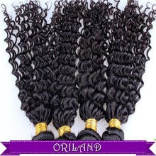 Wholesale Synthetic hair Deep Wave 100% Kanekalon Heat Resistant Fiber No Shedding,No Tangle