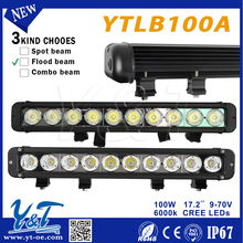 OffRoad 100w light bar light used cars auction in japan 100w led light barars