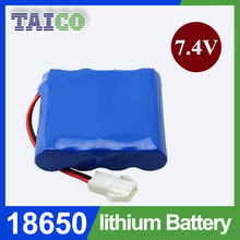 In Parallel 3.7v 11000mah li ion battery pack with CE ROHS qualified