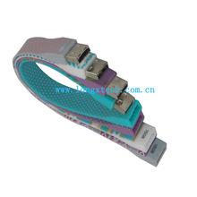 Silicone Bracelet 128GB USB 3.0 Flash Drive