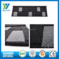 Wholesale the best selling stone coated metal roofing tile
