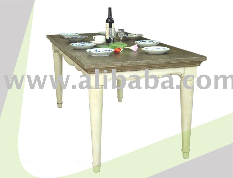 white wash antique dining table dark top buy dining