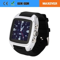 New Bluetooth GPS Navigation Waterproof Smart Watch MTK With WiFi