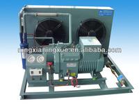 Germany BITZER compressor air cooled condensering unit bitzer bitzer 4dc-5.2(4DES-5) for cold room
