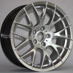 TIPTOP qualidade novo design rodas x5 X6 rodas de alumínio de 5 buracos 5x120 jantes réplica do carro apto para BMW 2015 2016 2017 rodas