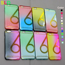 3d mobile phone cover for iphone 6