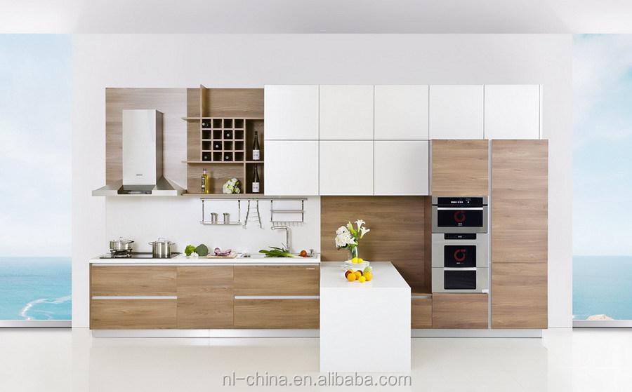 중국 만든 파티클 보드 부엌 단위 주방 가구 주방 기계 설비-주방 ...