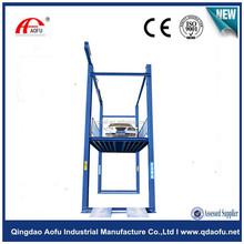 alibaba china market 1 2 3 4 5 Stops car tray lift table