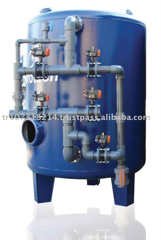 Industrial Filtration Equipment : Industrial sand filtration systems buy water