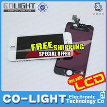Black Friday Big Discount!!! Mobile phone lcd for iphone 5 lcd digitizer, for iphone 5 digitizer, for lcd iphone 5